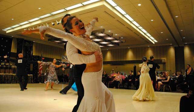 Ballroom and Latin Tango Salsa Lessons