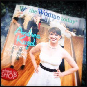 Andrea Kuzel Magazine Cover