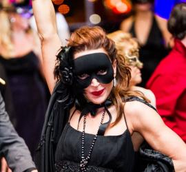 Sandy 2015 Masquerade