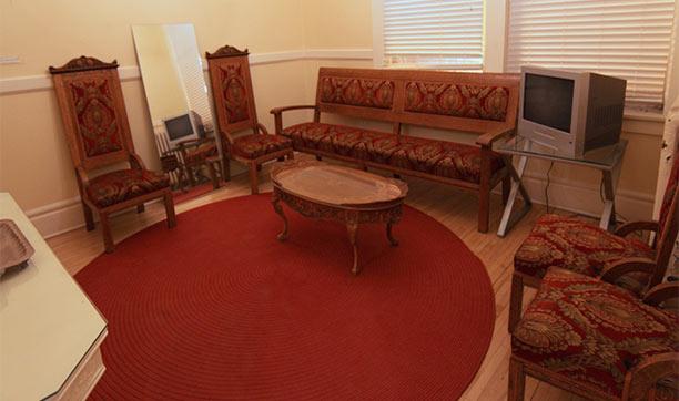 Superior Ballroom - Changing Room